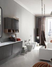 Комплект мебели в ванную  № 24