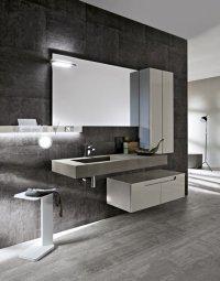 Комплект мебели в ванную № 44