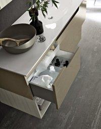 Комплект мебели в ванную № 51