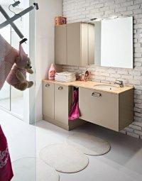 Комплект мебели в ванную № 64