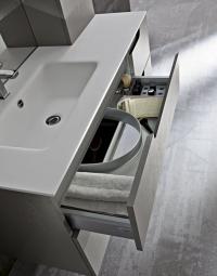 Комплект мебели в ванную № 52