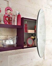 Комплект мебели в ванную № 69