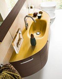 Комплект мебели в ванную № 70