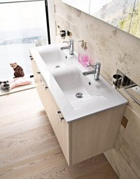 Комплект мебели в ванную № 76