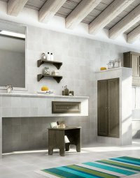 Комплект мебели в ванную № 3