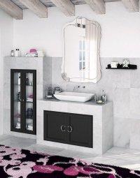 Комплект мебели в ванную № 4