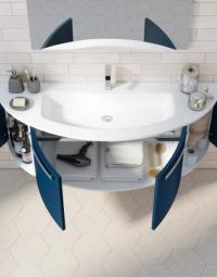 Комплект мебели в ванную № 8