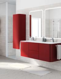 Комплект мебели в ванную № 1