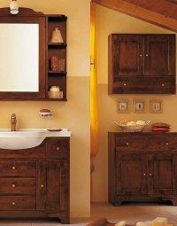 Комплект мебели в ванную № 80