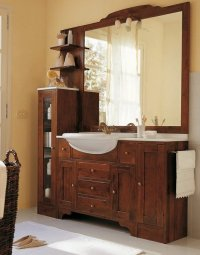 Комплект мебели в ванную № 79