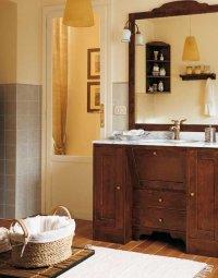 Комплект мебели в ванную № 77