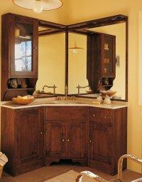 Комплект мебели в ванную №78